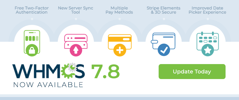 whmcs-v78-general-availability-release